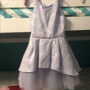 Size 8 blush Easter dress